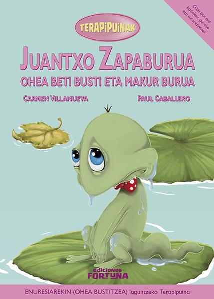 Juantxo zapaburua, ohea beti busti eta makur burua