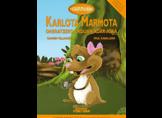 Karlota marmota, oheratzeko orduan adar-joka